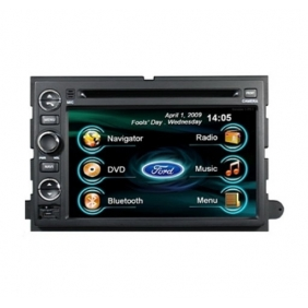 Wholesale Mazda Tribute (W/ Factory NAV) 2008~2010 - Car DVD Player GPS Navigation WINCE 6.0 System