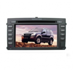 Wholesale SSangYong Rexton 2006~2012 - Car DVD Player GPS Navigation WINCE 6.0 System
