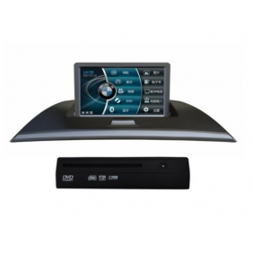 Wholesale BMW X3 E83 2003~2010 - Car Stereo DVD Player GPS Navigation Radio HD MFD Screen 2-Core System