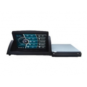 Wholesale Mercedes Benz C280 C350 C63 - Car DVD Player GPS Navigation Radio Stereo HD MFD Screen 2-Core System