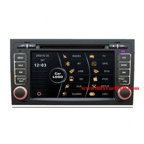 Wholesale Audi A4 2002~2008 - Car DVD Player GPS Navigation Radio Stereo HD MFD Screen 2-Core System