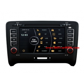 Wholesale Audi TTS 2008~2011 - Car DVD Player GPS Navigation Radio Stereo HD MFD Screen 2-Core System
