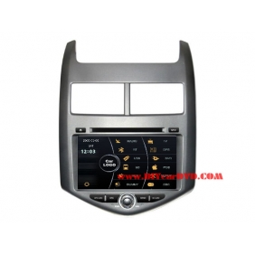Wholesale Chevrolet Sonic 2011~2013 - Car Stereo DVD Player GPS Navigation Radio HD MFD Screen 2-Core System