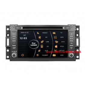 Wholesale Chevrolet Corvette 2005~2006 - Car Stereo DVD Player GPS Navigation Radio HD MFD Screen 2-Core System