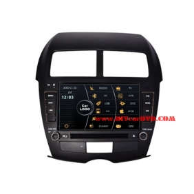 Wholesale Mitsubishi ASX 2010~2012 - Car Stereo DVD Player GPS Navigation Radio HD MFD Screen 2-Core System