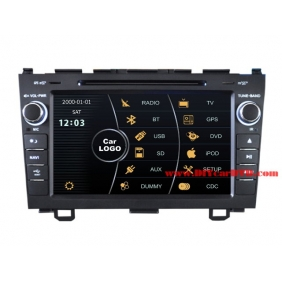Wholesale Honda CRV 2007~2011 - Car Stereo DVD Player GPS Navigation Radio HD MFD Screen 2-Core System