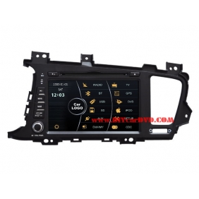 Wholesale KIA Optima 2011~2013 - Car Stereo DVD Player GPS Navigation Radio HD MFD Screen 2-Core System