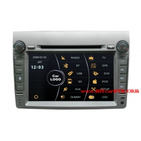 Wholesale Mazda MPV 2011~2013 - Car Stereo DVD Player GPS Navigation Radio HD MFD Screen 2-Core System