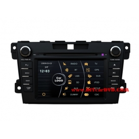 Wholesale Mazda CX-7 2007~2012 - Car Stereo DVD Player GPS Navigation Radio HD MFD Screen 2-Core System