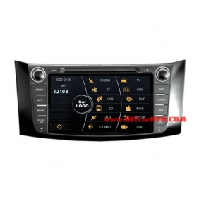 Wholesale Nissan Pulsar 2011~2013 - Car Stereo DVD Player GPS Navigation Radio HD MFD Screen 2-Core System