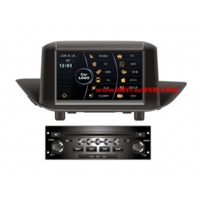 Wholesale Peugeot 308 2012~2013 - Car Stereo DVD Player GPS Navigation Radio HD MFD Screen 2-Core System