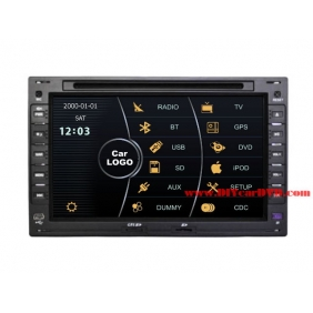 Wholesale VW Passat B5 2000~2005 - Car Stereo DVD Player GPS Navigation Radio HD MFD Screen 2-Core System