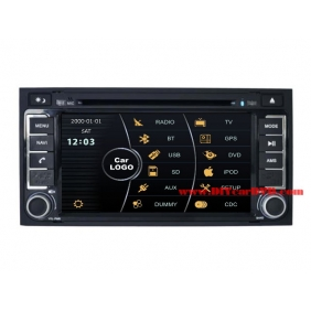 Wholesale VW Multivan 2008~2012 - Car Stereo DVD Player GPS Navigation Radio HD MFD Screen 2-Core System