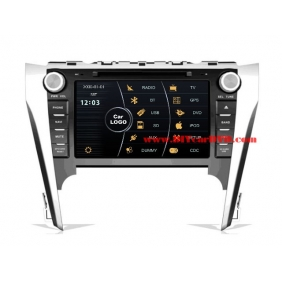 Wholesale Toyota Aurion XV50 2012~2013 - Car Stereo DVD Player GPS Navigation Radio HD MFD Screen 2-Core System