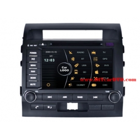 Wholesale Toyota Roraima 2008~2013 - Car Stereo DVD Player GPS Navigation Radio HD MFD Screen 2-Core System