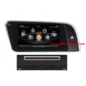 Wholesale Audi Q5 2009~2013 - Car GPS Navigation DVD Player Radio Stereo S100 Multimedia System