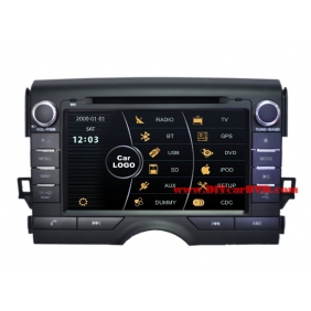 Wholesale Toyota Reiz 2010~2013 - Car Stereo DVD Player GPS Navigation Radio HD MFD Screen 2-Core System