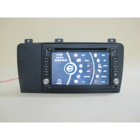 Wholesale Volvo V70 - Car Radio Stereo DVD GPS NAVI + Map + Digital TV + Rear Camera + Parking Radar Multimedia System