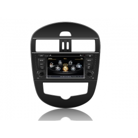 Wholesale Nissan Tiida 2011~2013 - Car GPS Navigation DVD Player Radio Stereo S100 Multimedia System