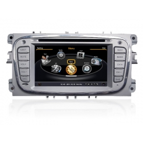 Wholesale Ford Focus 2008~2011 - Car GPS Navigation DVD Player Radio Stereo S100 Multimedia System