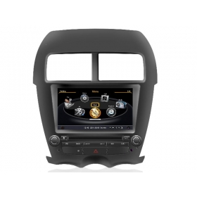 Wholesale Peugeot 4008 2012~2013 - Car GPS Navigation DVD Player Radio Stereo S100 Multimedia System