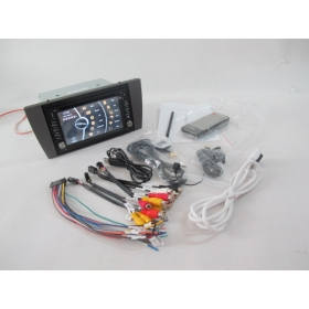 Wholesale JAGUAR X - Car Radio Stereo DVD GPS NAVI + Map + Digital TV + Rear Camera + Parking Radar Multimedia System
