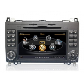 Wholesale Mercedes Benz Sprinter W906 2006~2012 - Car GPS Navigation DVD Player Radio Stereo S100 Multimedia System