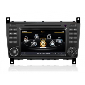 Wholesale Mercedes Benz C Class W203 2004~2007 - Car GPS Navigation DVD Player Radio Stereo S100 Multimedia System