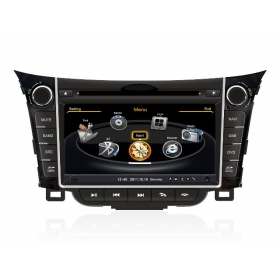 Wholesale Hyundai Elantra GT 2012~2013 - Car GPS Navigation DVD Player Radio Stereo S100 Multimedia System