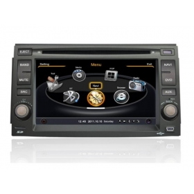 Wholesale Hyundai Grandeur 2005~2010 - Car GPS Navigation DVD Player Radio Stereo S100 Multimedia System