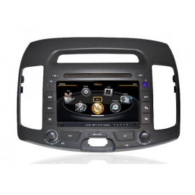 Wholesale Hyundai Avante 2007~2010 - Car GPS Navigation DVD Player Radio Stereo S100 Multimedia System