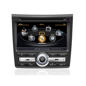 Wholesale Honda CITY 2008~2012 - Car GPS Navigation DVD Player Radio Stereo S100 Multimedia System