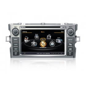 Wholesale Toyota Verso 2009~2013 - Car GPS Navigation DVD Player Radio Stereo S100 Multimedia System