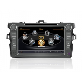 Wholesale Toyota Corolla E140 E150 2007~2012 - Car GPS Navigation DVD Player Radio Stereo S100 Multimedia System