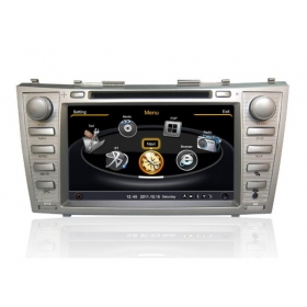 Wholesale Toyota Aurion XV40 2006~2012 - Car GPS Navigation DVD Player Radio Stereo S100 Multimedia System