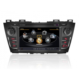 Wholesale Mazda 5 2011~2013 - Car GPS Navigation DVD Player Radio Stereo S100 Multimedia System