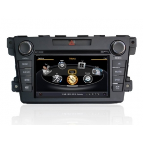 Wholesale Mazda CX-7 2007~2012 - Car GPS Navigation DVD Player Radio Stereo S100 Multimedia System