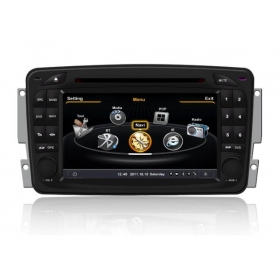 Wholesale Mercedes Benz E-Class W210 1995~2003 - Car GPS Navigation DVD Player Radio Stereo S100 Multimedia System