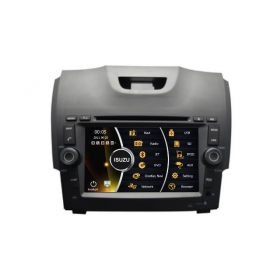 Wholesale Isuzu D-Max 2012~2013 - Car Stereo DVD Player GPS Navigation Radio HD MFD Screen 4-Core System