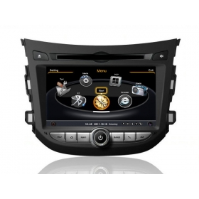 Wholesale Hyundai HB20 2011~2013 - Car GPS Navigation DVD Player Radio Stereo S100 Multimedia System