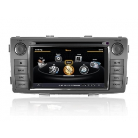 Wholesale Toyota Fortuner 2012~2014 - Car GPS Navigation DVD Player Radio Stereo S100 Multimedia System
