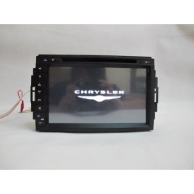 Wholesale Chrysler 300 (W/ Factory NAV) 2005~2007 - Car Stereo DVD Player GPS Navigation Radio HD MFD Screen 2-Core System