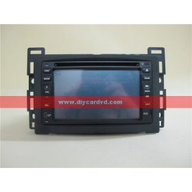 Wholesale SAAB 9-7X 2005~2009 - Car Radio Stereo DVD GPS Navigation System