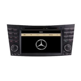 Wholesale Mercedes Benz E-Class W211 2002~2009 - Car Stereo Radio DVD GPS Navigation 1080P HD Screen System