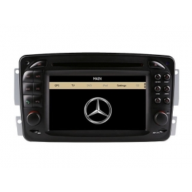 Wholesale Mercedes Benz E-Class W210 1995~2003 - Car Stereo Radio DVD GPS Navigation 1080P HD Screen System