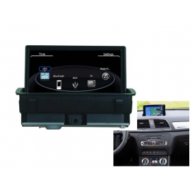 Wholesale Audi A1 2011~2014 - Car Stereo Radio ( DVD ) GPS Navigation 1080P HD Screen System