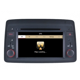Wholesale FIAT Panda 2004~2012 - Car Stereo Radio DVD GPS Navigation 1080P HD Screen System