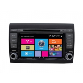 Wholesale FIAT Bravo 2007~2013 - Car Stereo Radio DVD GPS Navigation 1080P HD Screen System