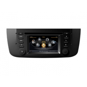 Wholesale FIAT Punto 2012~2013 - Car GPS Navigation DVD Player Radio Stereo S100 Multimedia System