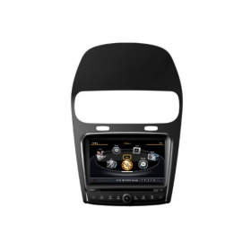 Wholesale FIAT Freemont 2008~2013 - Car GPS Navigation DVD Player Radio Stereo S100 Multimedia System